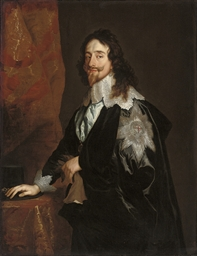 Portrait of King Charles I (16