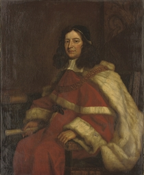 Portrait of Francis North, 1st