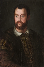 Portrait of Cosimo I de'Medici