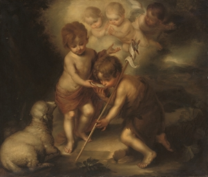 The Infant Christ with the Inf