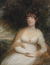 Portrait of Josephine Sophia N