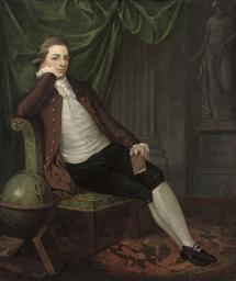 Portrait of a gentleman, full-