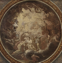 Allegory of Peace: study for a