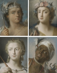 Allegories of the Four Contine