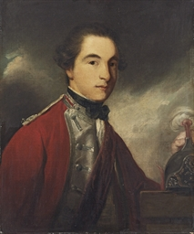 Portrait of Field Marshal Char