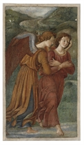 Two Angels in Adoration