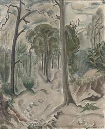 Le bois de Clamart, Île de Fra