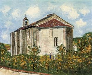Maison Vaucluze, chapelle Sain