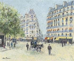 Carl à Paris