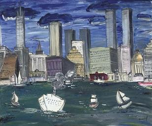 Port de New York