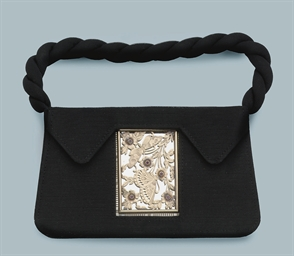 A RETRO EVENING BAG, BY BOUCHE