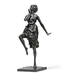 Danseuse (Mlle. Svirsky)