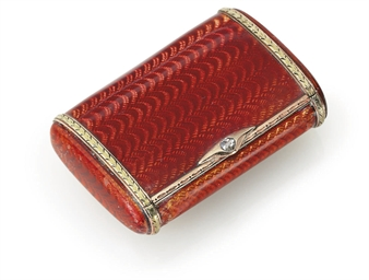A Two-Color Gold-Mounted Guill