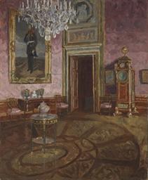 A Russian interior