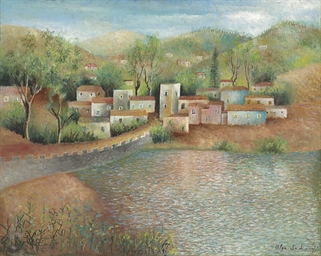 A Spanish landscape