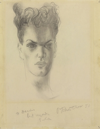 Portrait of Edulji Dinshaw, he