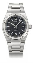 IWC A heavy stainless steel automatic anti-magnetic wristwat