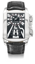 Chopard. A large stainless ste