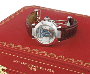 Cartier. A very fine and rare