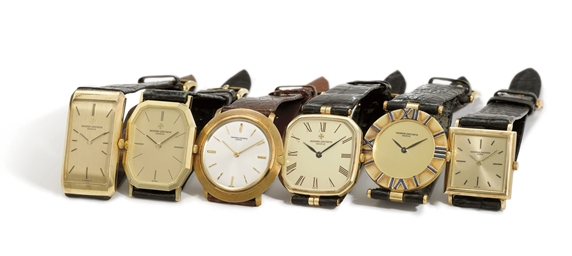 Vacheron Constantin. A group o