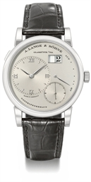 Lange & Söhne. A fine platinum