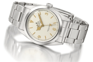 Rolex. A very rare and unusual