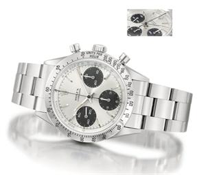 Rolex. An exceedingly rare sta