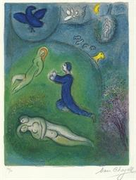 Daphnis et Lycénion, from Daph