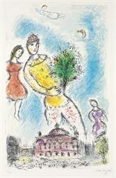 Dans le Ciel de l'Opéra (M. 97