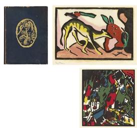 Wassily Kandinsky and Franz Ma