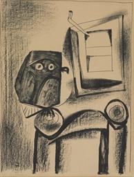 Le Hibou noir (M. 56; B. 411)