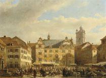 A capriccio view of Prague