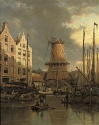The Mill 'De Roozeboom', Amste