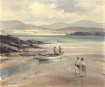 On Mulroy Bay, Co Donegal