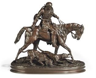 Valet de chasse Louis XV (A Lo