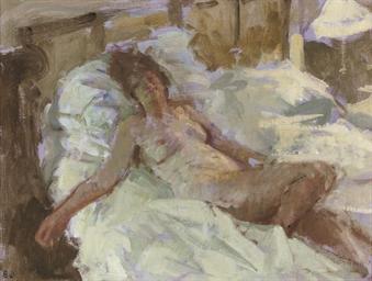 Nude Waking