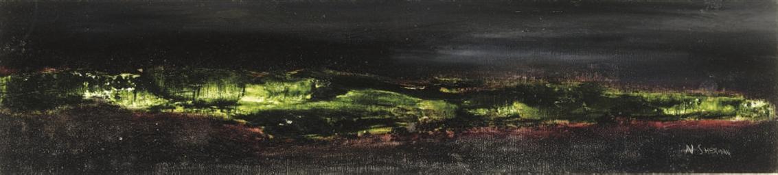 Green Landscape I
