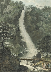 The Falls at Powerscourt, Co.