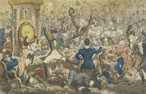 The Union-Club; End of the Irish Farce of Catholic-Emancipation; and, End of the Irish Invasion; -or- The Destruction of the French Armada