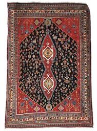 A FINE QASHQAI RUG, SOUTH-WEST