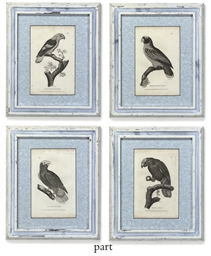 A SET OF TWELVE ENGRAVINGS OF