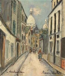 Rue de Chevalier de la Barre à