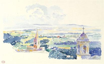 Pérouse, la terrasse