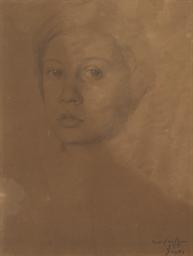 Portrait de René Degas