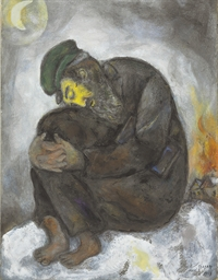Talmudiste endormi