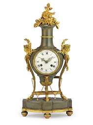 A LOUIS XVI ORMOLU-MOUNTED POR
