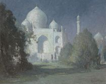 Taj Mahal, Moonlight