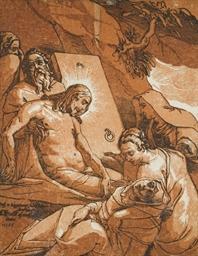 La Mise au Tombeau d'après Raf