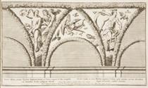 Histoire de l'Amour et de Psyché d'après Raphaël (Le Blanc 30-41)