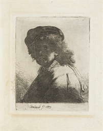 Autoportrait au Bonnet et à l'
